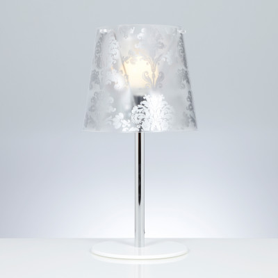 Emporium - Babette - Babette table - Lampada da tavolo - Argento - LS-EM-CL431-33