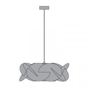 Emporium - Bea - Bea maxi - Lampada a sospensione