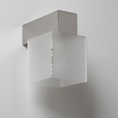 Emporium - Didodado - Didodado applique - Lampada da parete - Bianco satinato - LS-EM-CL446-12