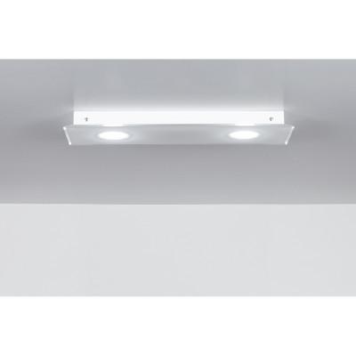 Emporium - Domino - Domino PL 2 - Plafoniera a due luci