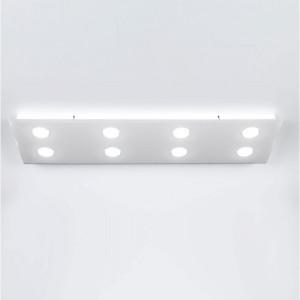 Emporium - Domino - Domino PL 8 - Lampada da soffitto