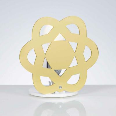 Emporium - Nuclea - Clea - Lampada da comodino - Oro - LS-EM-CL623-57