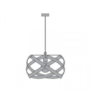 Emporium - Nuclea - Nuclea mini - Lampada a sospensione