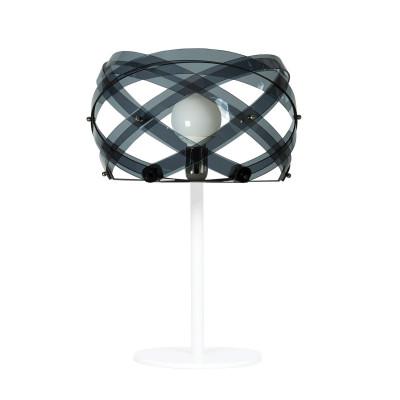 Emporium - Nuclea - Nuclea table - Lampada da tavolo - Fumé - LS-EM-CL490-98