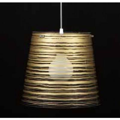Emporium - Pixi - Pixi B - Lampada a sospensione - Oro - LS-EM-CL205-32