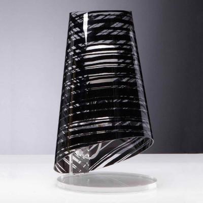 Emporium - Pixi - Pixi mini - Lampada da comodino - Nero - LS-EM-CL401-05