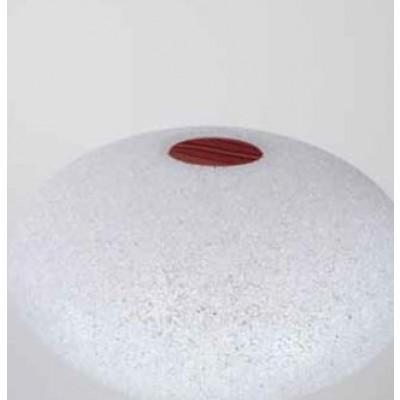 Emporium - Scintilla - Scintilla alta - Lume da tavolo / comodino  - Scintilla/Rosso - LS-EM-CL512-51