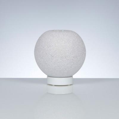 Emporium - Scintilla - Scintilla bassa - Lume da tavolo / comodino  - Scintilla/Bianco - LS-EM-CL511-12
