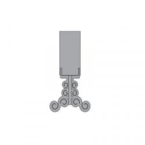 Emporium - Truciolo - Truciolo B - Lampada da tavolo