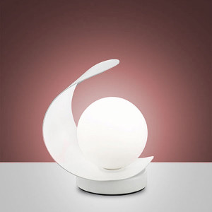 Fabas Luce Neutra L Lampada da tavolo di design - Light Shopping