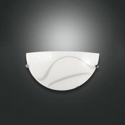Fabas Luce - Decorative - Magma AP - Applique in vetro - Bianco satinato - LS-FL-3521-21-102