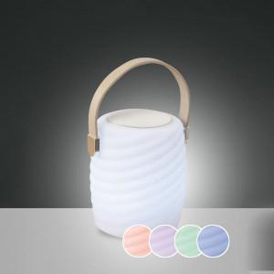 Fabas Luce - Decorative - Urban TL LED RGB - Lampada da tavolo RGB