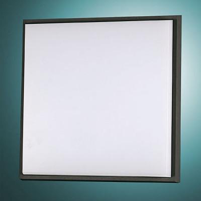 Fabas Luce - Desdy - Desdy LED PL L - Plafoniera quadrata grande - Nessuna - LS-FL-3314-65-101 - Bianco caldo - 3000 K - Diffusa