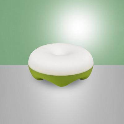 Fabas Luce - Fabas News 2019 - Bluma TL LED - Lampada portatile - Verde - LS-FL-3509-30-155 - Bianco caldo - 3000 K -