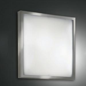 Fabas Luce - Geometric - Osaka PL L LED - Plafoniera quadrata grande