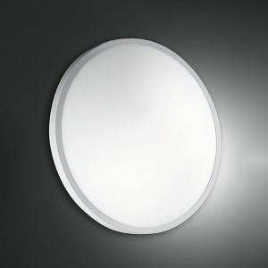 Fabas Luce - Geometric - Plaza PL L LED - Applique e plafoniera di design rotonda grande
