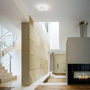 Fabas Luce - MultiLight - Bard LED PL S - Plafoniera moderna quadrata