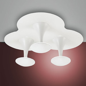 Fabas Luce - Piper - Piper LED PL - Plafoniera LED