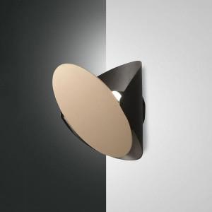 Fabas Luce - Shape - Shield AP LED - Applique di design