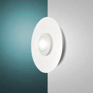 Fabas Luce - Swan - Swan Round AP PL S - Lampada LED da parete o soffitto