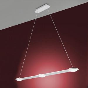 Fabas Luce - Swan - Swan SP - Sospensione da 3 luci a LED