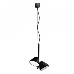 Faro - Indoor - Flash - Flash SP 2L  LED - Lampada a sospensione 2 luci a LED