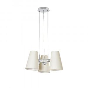 Faro - Indoor - Hotelerie - Lupe SP - Lampadario con tre luci