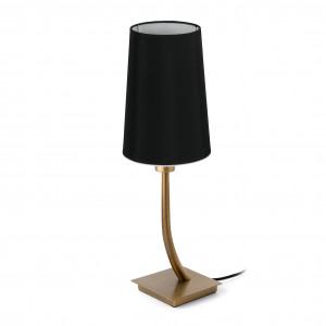 Faro - Indoor - Hotelerie - Rem-3 TL - Lampada da tavolo con paralume in tessuto