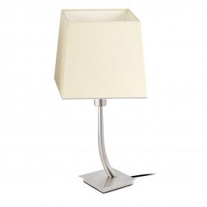 Faro - Indoor - Hotelerie - Rem-4 TL - Lampada da tavolo con paralume quadrato