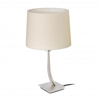 Faro - Indoor - Hotelerie - Rem TL - Lampada da tavolo moderna con paralume - Beige - LS-FR-29684-2P0122
