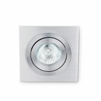 Faro - Indoor - Incasso - Plano FA 1L - Faretto a incasso da soffitto o parete una luce