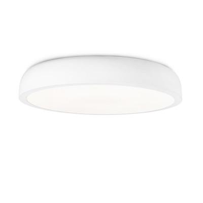 Faro - Indoor - Iris - Cocotte PL LED L - Plafoniera a LED  - Bianco -  - Super Caldo - 2700 K - Diffusa