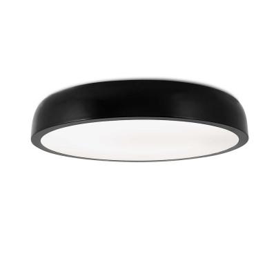 Faro - Indoor - Iris - Cocotte PL LED L - Plafoniera a LED  - Nero -  - Super Caldo - 2700 K - Diffusa