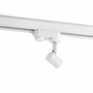 Faro - Indoor - Link - Plot track projector - Proiettore su bianrio