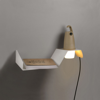 Faro - Indoor - Modern lights - Hook PO LED - Lampada portatile