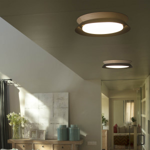 Faro - Indoor - Modern lights - Tender PL LED - Plafoniera moderna