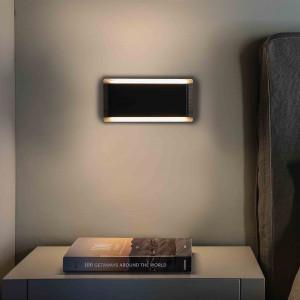 Faro - Indoor - Nit - Mood-2 AP LED - Applique moderna