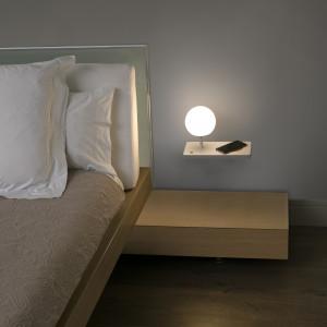 Faro - Indoor - Nit - Niko AP SX LED - Lampada da parete di design