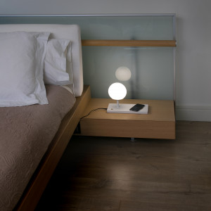 Faro - Indoor - Nit - Niko TL LED - Lampada da parete di design