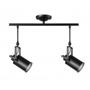 Faro - Indoor - Punti luce - List PL 2 luci - Plafoniera con due luci