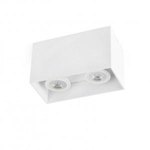 Faro - Indoor - Punti luce - Tecto PL 2L - Plafoniera a due luci
