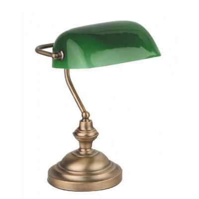 Faro Indoor - Banker TL - Lampada da tavolo diffusore in vetro