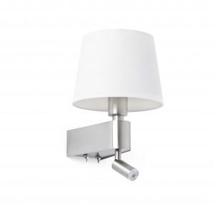 Faro - Indoor - Sweet - Room AP R - Lampada da camera con luce di lettura
