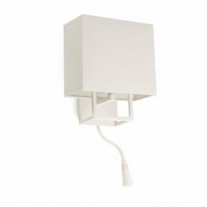 Faro - Indoor - Thana - Vesper AP R - Lampada a parete con luce di lettura