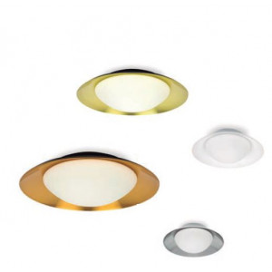 Faro - Indoor - Whizz - Side AP PL S LED - Applique o plafoniera a parete a LED