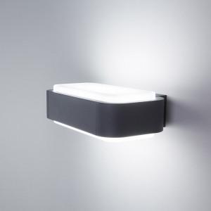 Faro - Outdoor - Alpas - Sticker AP LED - Lampada a parete di design LED per l'esterno