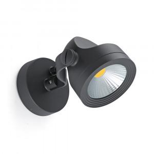 Faro - Outdoor - Garden - Alfa AP LED - Faro a parete con luce LED orientabile da esterno