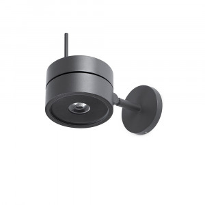 Faro - Outdoor - Garden - Aton AP LED - Faro a parete LED orientabile