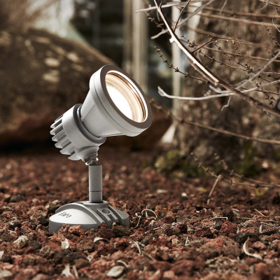Faro - Outdoor - Garden - Mini projector AP S - Lampada a parete orientabile di design