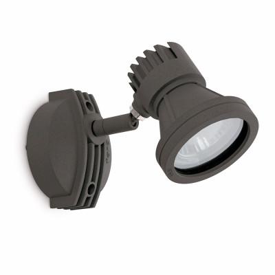 Faro - Outdoor - Garden - Mini projector AP S - Lampada a parete orientabile di design - Antracite - LS-FR-71390